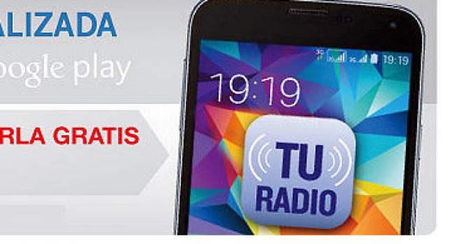 Android App para radio