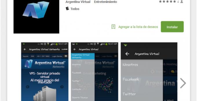 Argentina Virtual Apps