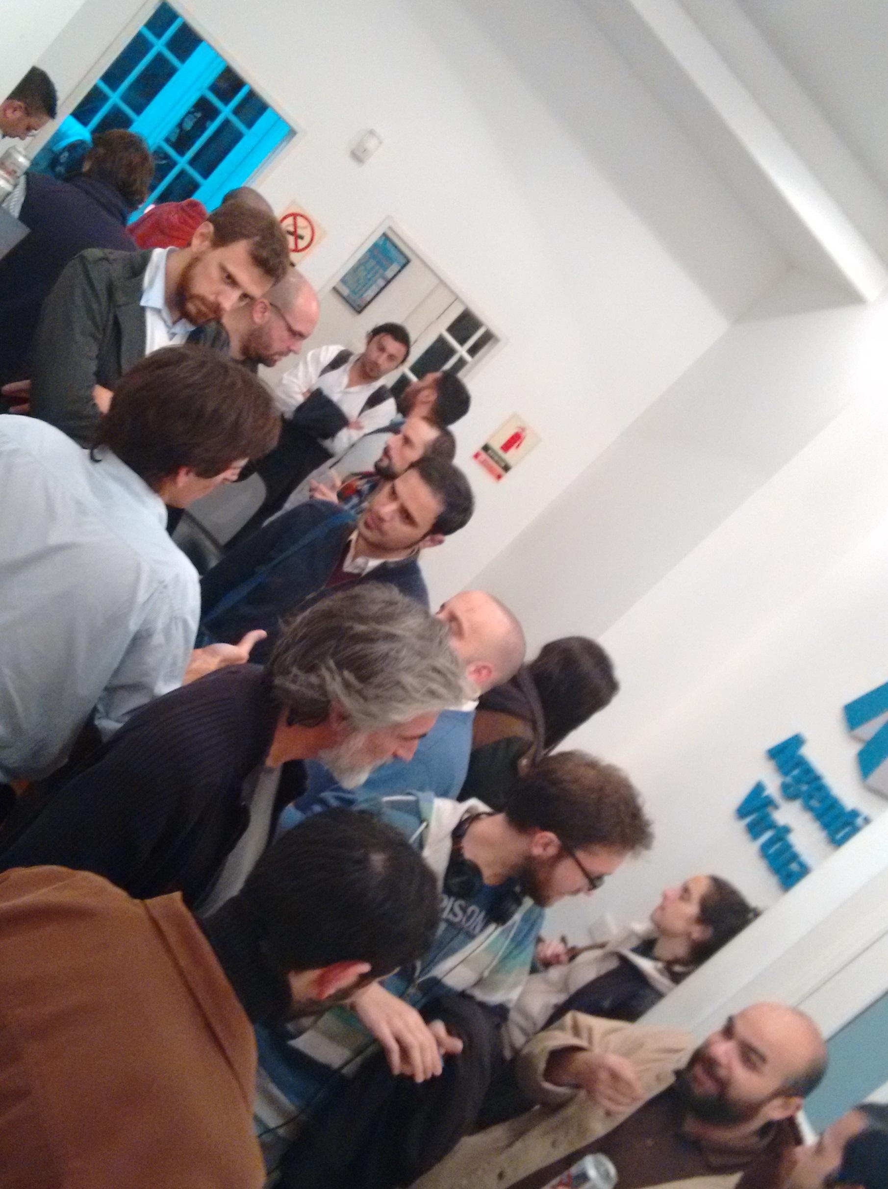 After de Mayo con diseñadores y desarrolladores web en Argentina Virtual