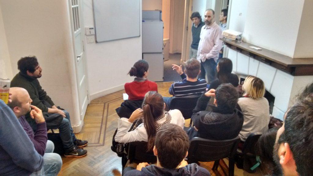 Meetup de SEO de Julio