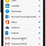 Email en Android Personal IMAP
