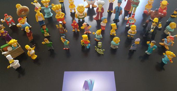 Argentina Virtual con los Simpsons