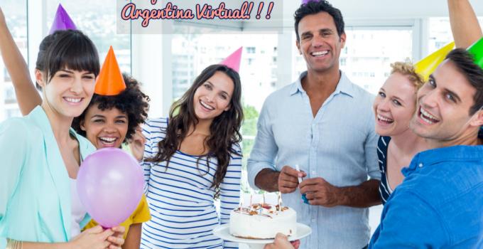 Argentina Virtual cumple 18 años