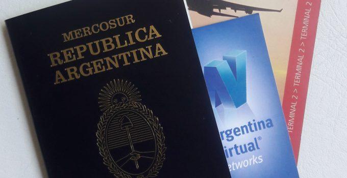 Despidiendo el año en Argentina Virtual hosting