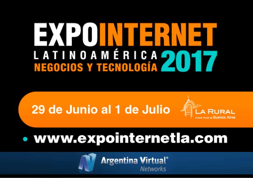 ExpoInternet Latinoamerica 2017