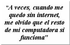 Como afecta la vida internet