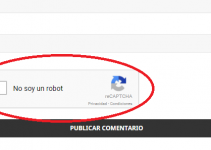 Google reCAPTCHA en WordPress