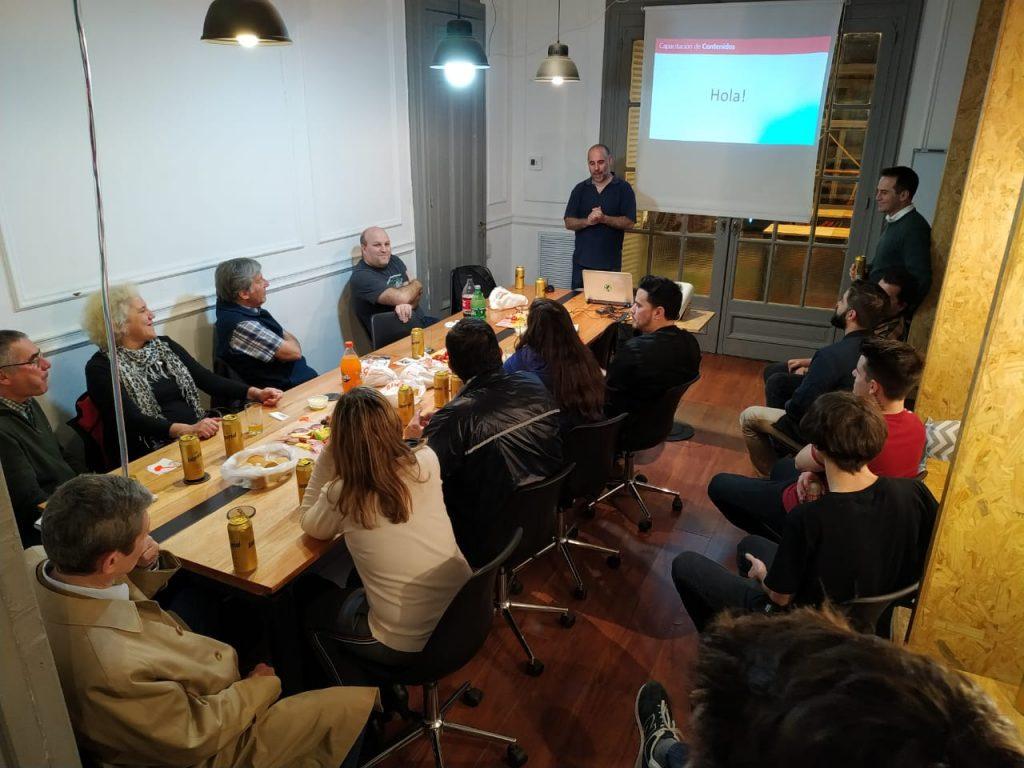 Meetup SEO en Argentina Virtual con Joan Blanch